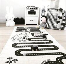 Baby Kids Adventure Games Play Mat Bedroom Crawling Blanket Carpet 70CM*175CM