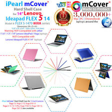 "NEW mCover® Hard Case for 14"" Lenovo Ideapad FLEX 5-1470 2-in-1 Ultrabook Laptop"