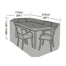 Garland 4 Seater Rectangular Garden Furniture Set Cover W1204