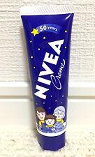 LIMITED 50 Years NIVEA Cream Sakura Momoko 50 g 1.76 oz Tube Chibi Maruko JAPAN