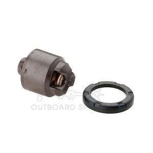 Evinrude Johnson Thermostat & Seal for 6,8,9.9,15,40,50hp Outboard Part # 433379