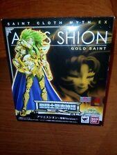 SAINT SEIYA MYTH CLOTH EX ARIES SHION ARIETE COME NUOVO!