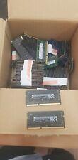 Barrette Mémoire de 2GB DDR3 SODIMM PC3-12800 1600MHz, 10600 Mhz, hynix, etc...