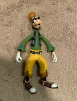 Disney Goofy Figure 6 inch- posable, Jointed E5