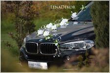 Mariage voiture décoration, Dora, Ruban, arcs, Prom Limousine, Mariage, Mariage
