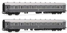 Rivarossi Set aus  2 Wagen Typ 59 für Internationalen S