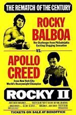 Rocky Reproduction Classic Film Posters
