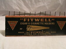 DISPLAY ITEM FOR FITWELL CIGAR & CIGARETTE HOLDERS