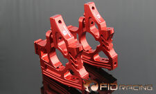 FID CNC Front centre diff bracket for losi dbxl desert buggy xl 1/5 car red
