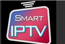 1 YEAR IPTV Subscription 25000 channels inc.VOD,4K Sport ,Adult, 24/7 Series