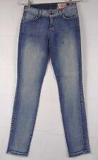 Siwy Women's Hannah Skinny Slim Crop Jeans Wild Cat Size 24 W100PIF 415I