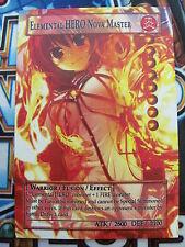 Yugioh Common Orica Elemental HERO Nova Master