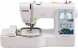 Brother PE535 Computerized Sewing and Embroidery Machine