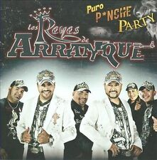 FREE US SHIP. on ANY 2 CDs! ~Used,VeryGood CD Los Reyes de Arranque: Puro Pinche