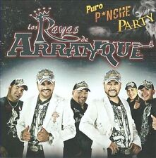 FREE US SHIP. on ANY 2 CDs! NEW CD Los Reyes de Arranque: Puro Pinche Party