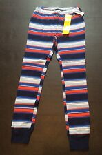Old Navy XS S M L XL Pajama Pants GIRLS Multi-color Stripe NWT Snug-Fit