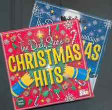 CHRISTMAS HITS: JONA LEWIE, JETS, GREG LAKE, EARTHA KITT ETC - PROMO 2 CD SET