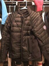 NWT 2017 CANADA GOOSE Hybridge PERREN Men's jacket. 2727M. Black. XS