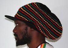 Rasta gorro chulo _ drealock ha Knitted _ Natty cap _ reggae