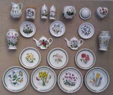 Earthenware Botanic Garden Portmeirion Pottery Tableware