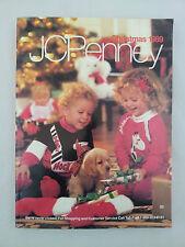 JCPenny catalog christmas xmas toy 1989 89 Gi Joe Lego 80s Nes Pee Wee Sega