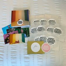 """1 of 20 Hellogoodbye S'ONLY NATURAL 10x square 7"""" signed album set!"""