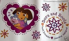 STICKERS MURAUX DECO ADHESIF MURAL  DORA D STICKERS M&T