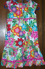 Girls Dress Size 8 The Childrens Place Spring Summer Beautiful Colors