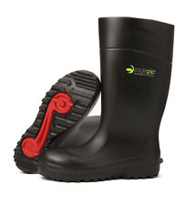 Eagle Grip PU S5 Composite Toe Cap Safety Wellington BOOTS Metal Wellies 43