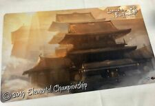 Legend Of The Five Rings L5R Elemental Championship Top 8 Playmat