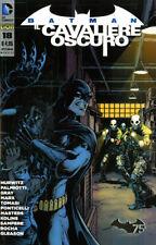 fumetto BATMAN IL CAVALIERE OSCURO editoriale DC COMICS LION numero 18