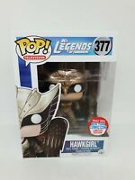 Hawkgirl Funko Pop! DC legends Vinyl Figure - #377 NYCC 2016 Limited Edition