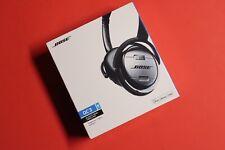 GENUINE Bose QuietComfort 3 Acoustic Noise Cancelling Headphones Black/Silver