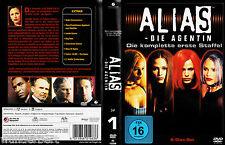 *- DVD - ALIAS - Die AGENTIN - die komplette erste STAFFEL  946 min