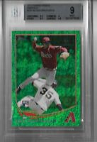 Didi Gregorius 2013 Topps Update emerald RC #US146 New york Yankees BGS 9