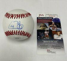 Cavan Biggio Signed Official League Baseball (Toronto Blue Jays) JSA COA