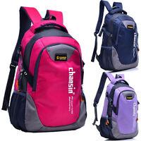 30L Men Women Sports Travel Backpack Laptop Bag Satchel Schoolbag Daypack New