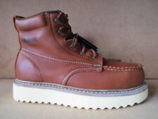 77f9acea28b Wolverine Leather Boots for Men with Steel Toe | eBay