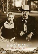BLUT AM FARGO RIVER (John Wayne, Walter Brennan)