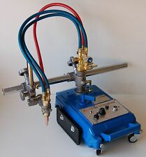 TORCH TRACK BURNER CG-30 GAS CUTTING MACHINE CUTTER BEVELER by BLUEROCK ® Tools