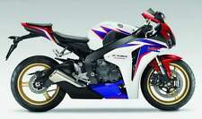 HONDA 3 COLOUR TOUCH UP PAINT KIT CBR1000RR 2010 HRC RED WHITE AND BLUE