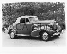 1936 Cadillac Series 70 V8 Convertible, Factory Photo (Ref. # 29963)