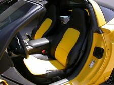 CHEVY CORVETTE C6 2005-2013 IGGEE S.LEATHER CUSTOM SEAT COVER 13COLORS AVAILABLE