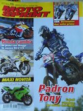 Motosprint 36 2005 Maxi novità Yamaha R1 Kawasaki ZX-10R - Vermeulen
