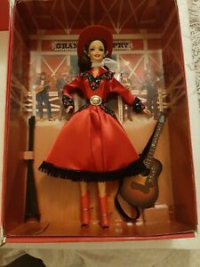 BARBIE 1997 COUNTRY ROSE BARBIE GRAND OLE OPRY COLLECTION / NEW IN BOX cowgirl