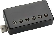 Benedetto PAF Vintage Alnico 5 Humbucker Guitar Pickup, Black Nickel Cover