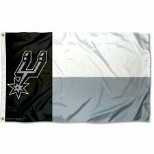 San Antonio Spurs State of Texas Flag