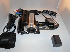 Sony HDR-SR10 (40 GB) Hard Drive Camcorder, REFURBISHED