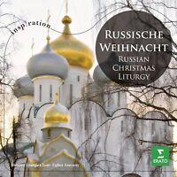 FATHER AMVROSY/MOSCOW LITURGIC CHOIR - RUSSISCHE WEIHNACHTSGESÄNGE  CD NEU