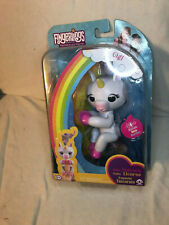 Fingerlings Gigi the Unicorn FIngerling New in Box Rare Toy WowWee Authentic